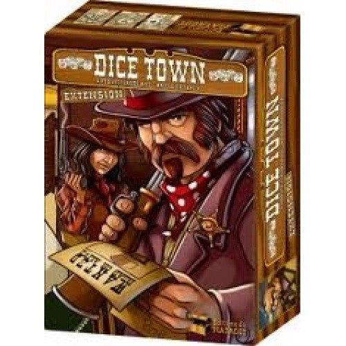 Dice Town Expansion - 401 Games