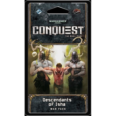 Warhammer 40K - Conquest - Descendents of Isha War Pack - 401 Games