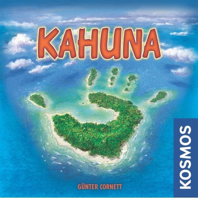 Buy Kahuna and more Great Board Games Products at 401 Games