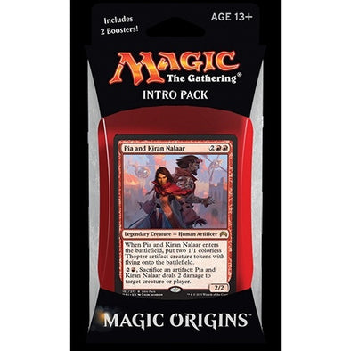 Buy MTG - Origins - Intro Pack - Assemble Victory and more Great Magic: The Gathering Products at 401 Games