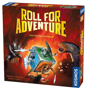Roll For Adventure (Pre-Order)