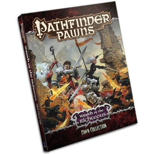 Buy Pathfinder - Pawn Collection - Wrath of the Righteous and more Great RPG Products at 401 Games