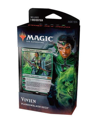 MTG - Core Set 2020 - Planeswalker Deck - Vivien - 401 Games