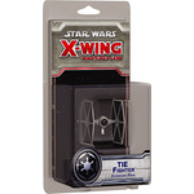 Buy X-Wing - Star Wars Miniature Game - TIE Fighter Expansion Pack and more Great Board Games Products at 401 Games