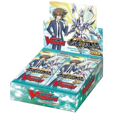 Cardfight!! Vanguard - BT16 - Legion Of Dragons and Blades Booster Box available at 401 Games Canada