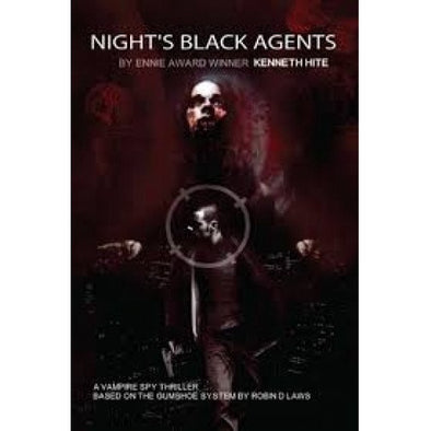 Buy Night's Black Agents - Core Rulebook and more Great RPG Products at 401 Games
