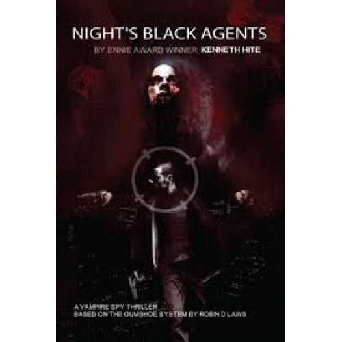 Night's Black Agents - Core Rulebook - 401 Games