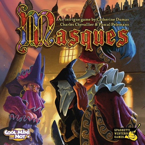 Masques - 401 Games