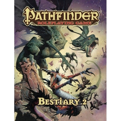 Pathfinder - Book - Bestiary 2 - 401 Games
