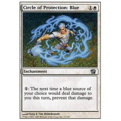 Circle of Protection: Blue - 401 Games