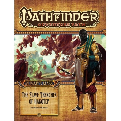 Buy Pathfinder - Adventure Path - #83: The Slave Trenches of Hakotep (Mummy's Mask 5 of 6) and more Great RPG Products at 401 Games