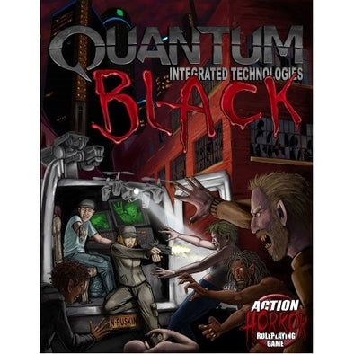 Ubiquity - Quantum Black available at 401 Games Canada
