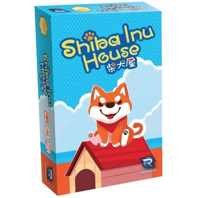 Shiba Inu House available at 401 Games Canada
