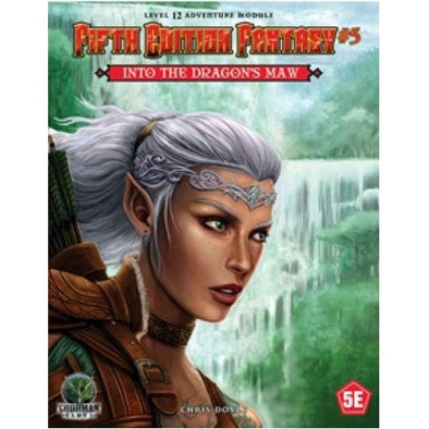 Dungeons and Dragons - 5th Edition - Fifth Edition Fantasy #05 Into The Dragon's Maw available at 401 Games Canada