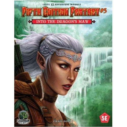 Dungeons and Dragons - 5th Edition - Fifth Edition Fantasy #05 Into The Dragon's Maw - 401 Games