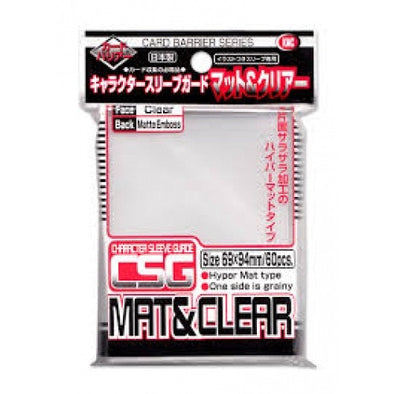 KMC - Character Sleeve Guard Mat - 69 x 94 - 60ct - 401 Games