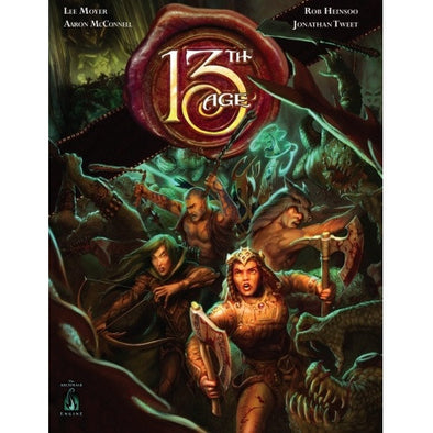 Buy 13th Age - Core Rulebook and more Great RPG Products at 401 Games