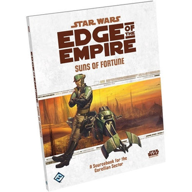 Star Wars: Edge of the Empire - Suns of Fortune available at 401 Games Canada