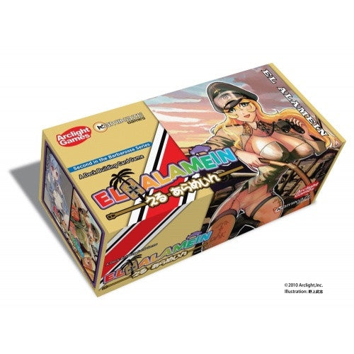 El Alamein - Deck Building Game - 401 Games