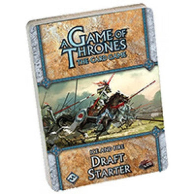 Game Of Thrones Living Card Game - Draft Starter Westeros - 401 Games