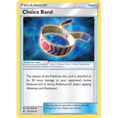 Choice Band - 121/145 - 401 Games