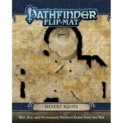 Pathfinder - Flip Mat - Desert Ruins available at 401 Games Canada