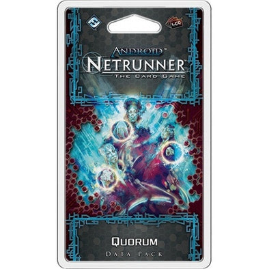 Android: Netrunner LCG - Quorum - 401 Games