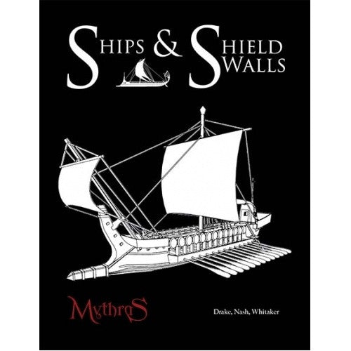 Buy RuneQuest - Ships & Shield Walls and more Great RPG Products at 401 Games