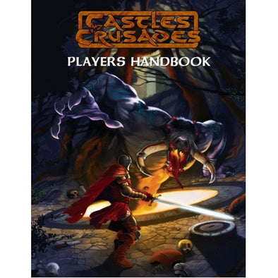 Castles and Crusades - Players Handbook [6th Edition]