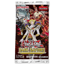 Yugioh - Dark Saviors Booster Pack available at 401 Games Canada