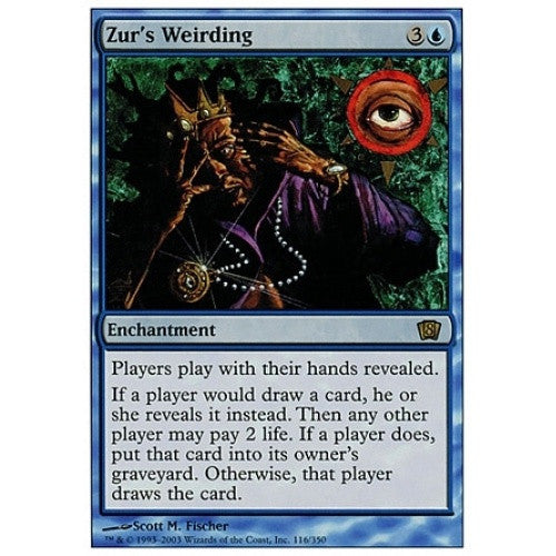 Zur's Weirding - 401 Games