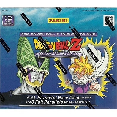 TCG Dragonball Z - Awakening - Booster Box - 401 Games