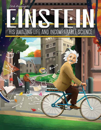 Einstein: His Amazing Life and Incomparable Science - 401 Games