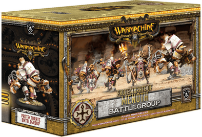 Buy Warmachine - Protectorate of Menoth - Battlegroup and more Great Tabletop Wargames Products at 401 Games