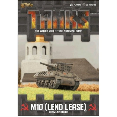Buy Tanks - Soviet - M10 (Lend Lease) and more Great Tabletop Wargames Products at 401 Games