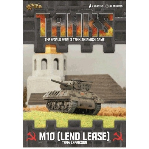 Tanks - Soviet - M10 (Lend Lease) - 401 Games