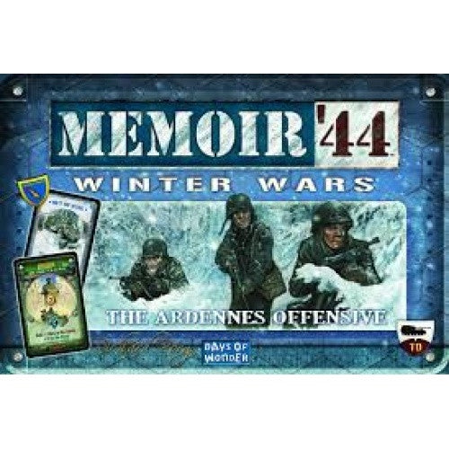 Memoir '44 - Winter Wars - 401 Games