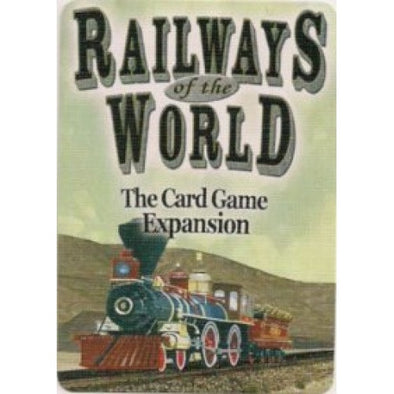 Railways of the World Card Game Expansion - 401 Games