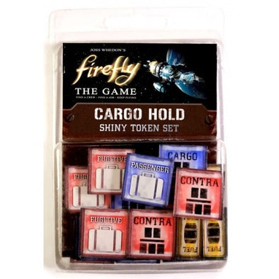 Firefly - The Game - Cargo Hold: Shiny Token Set