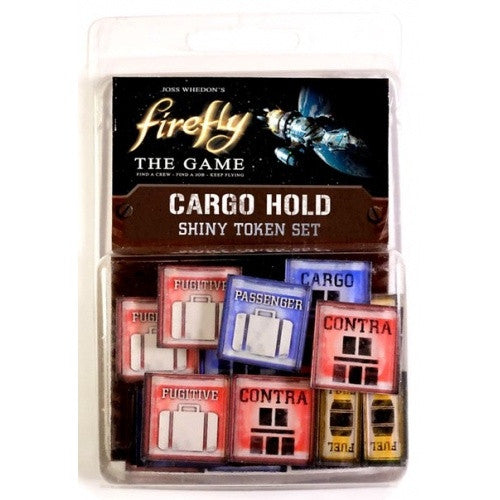 Firefly - The Game - Cargo Hold: Shiny Token Set available at 401 Games Canada