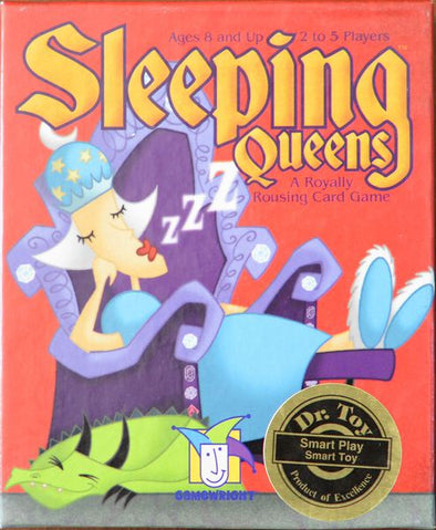 Sleeping Queens available at 401 Games Canada