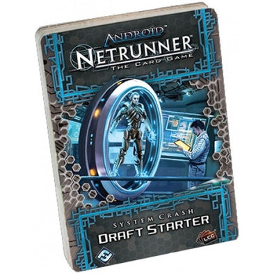 Android: Netrunner LCG - System Crash Draft Starter (No Restock) - 401 Games