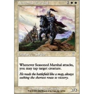 Seasoned Marshal - 401 Games