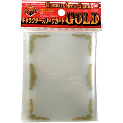 KMC - Character Sleeve Guard - Gold - 69 x 94 - 60ct - 401 Games