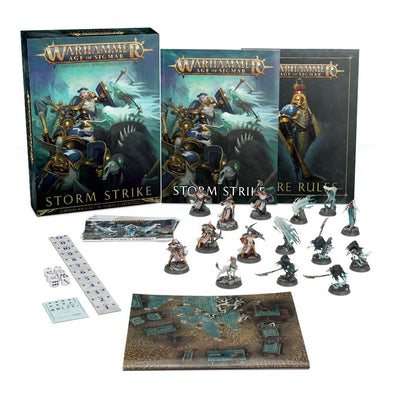 Buy Warhammer - Age of Sigmar - Storm Strike and more Great Games Workshop Products at 401 Games