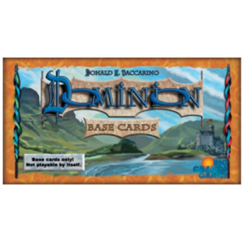 Dominion Base Cards available at 401 Games Canada