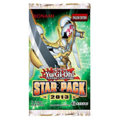Yugioh - Star Pack 2013 - Booster Pack - 401 Games