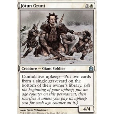 Jotun Grunt (CMD) available at 401 Games Canada