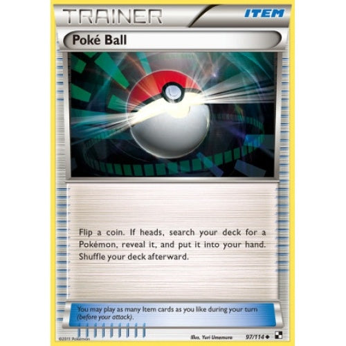 Poke Ball - 97/114 - 401 Games