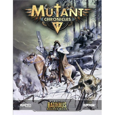Buy Mutant Chronicles - Bauhaus Source Book and more Great RPG Products at 401 Games